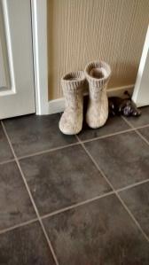 Slippery slippers