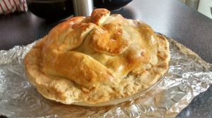 Special Old English  Apple  pie!
