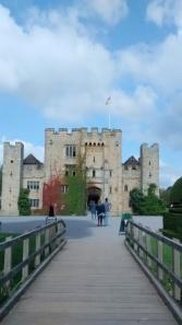 Castle  from the bridge