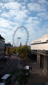 View of the Eye midday