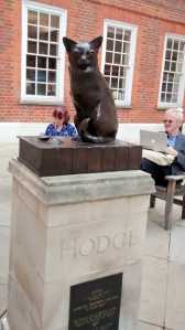 Hodge, Samuel Johnson's Cat