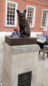 Hodge, Samuel Johnson's Cat