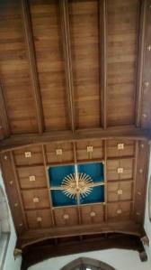 unusual ceiling