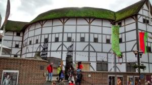The New Globe  theatre