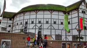 The New Globe  theatre