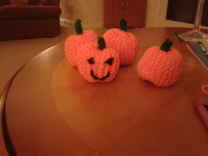 Cheeky Pumpkins