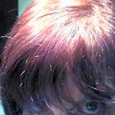 ewe  new hair