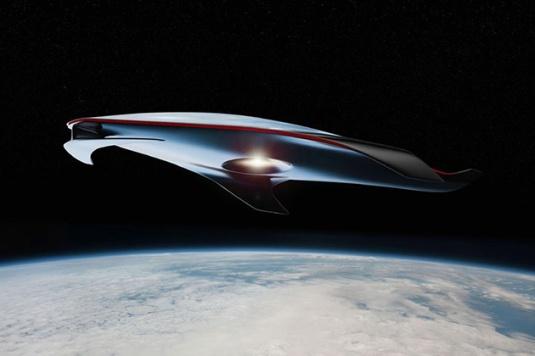 ferrari-spaceship