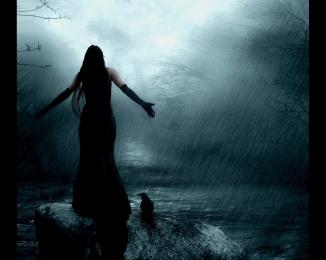 girl_gloom_rain_raven_3512_1280x1024