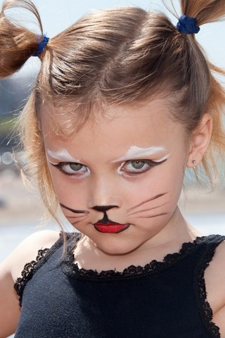 halloween-face-makeup-ideas-easy-diy-kids-face-painting-little-mouse