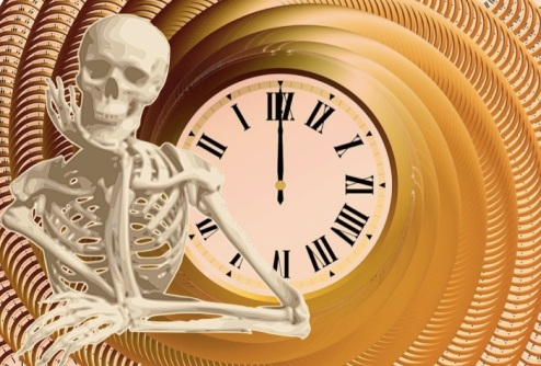 skeleton-clock-waiting-game