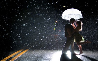 joy-of-couple-on-a-rainy-street